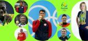 Najúspešnejší športovci OH v Riu