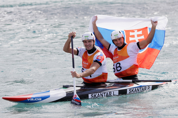 SP Ivrea: Vodný slalomári si na talianskej divokej vode vypádlovali tri cenné kovy
