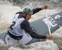 MS Pau: Slovenským vodným slalomárom sa vprvý deň podarilo získať dva cenné kovy