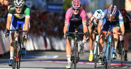 V šiestej etape Eneco Tour sa vydaril únik, premiérovo zvíťazil Pibernik