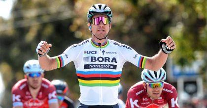 Fantastický Peter Sagan vyhral v špurte 1. etapu BinckBank Tour