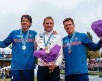 Slovenská medailová žatva na MS vo vodnom slalome