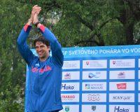 Famózny Alexander Slafkovský ovládol celkové poradie SP vo vodnom slalome v kategórii C1!