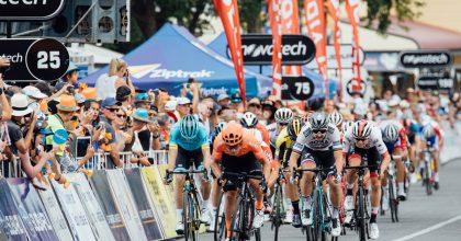 Santos Tour Down Under 2. etapa: Fenomenálny Peter Sagan došpurtoval na výbornom treťom mieste