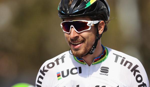 Peter Sagan kraľuje rebríčku UCI aj po Gire
