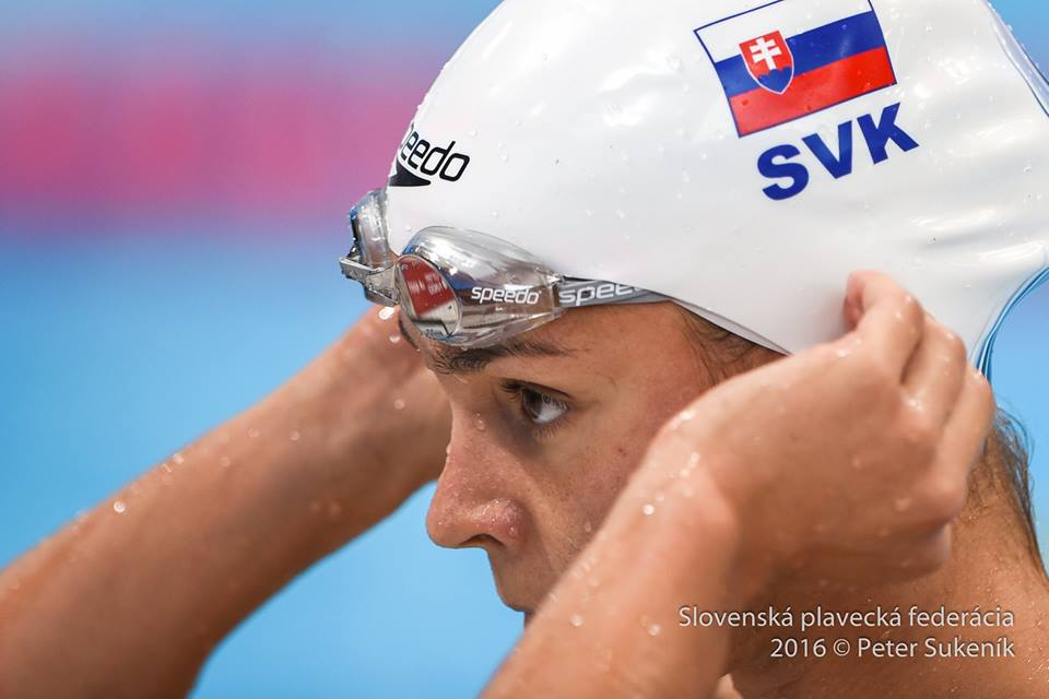 Katarína Listopadová postúpila skvelým štvrtým časom do semifinále na 100 m znak