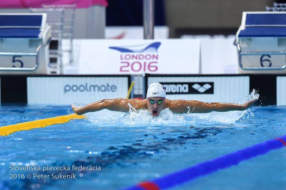 Review ME v plávaní Londýn: Slováci zažili úspešný šampionát