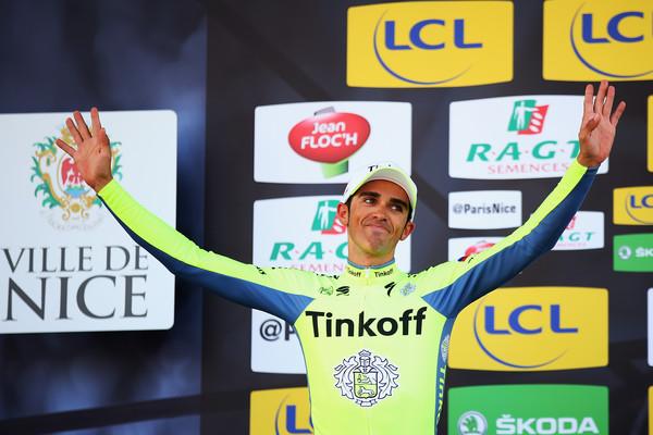Prólog na Critérium du Dauphiné ovládol Alberto Contador