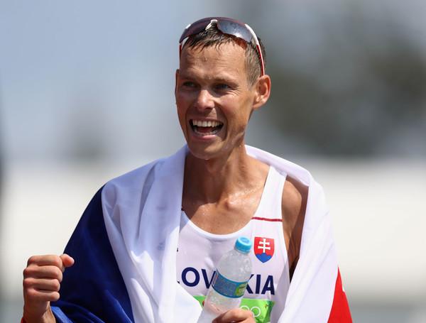 Skvelý Matej Tóth sa stal v Berlíne vicemajstrom Európy v chôdzi na 50 km