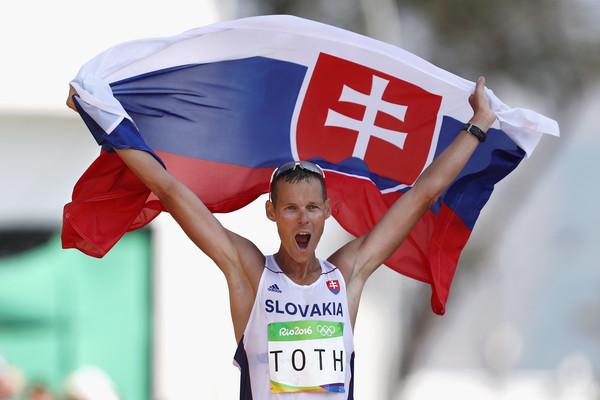 Matej Tóth sa stal Športovcom roka 2016
