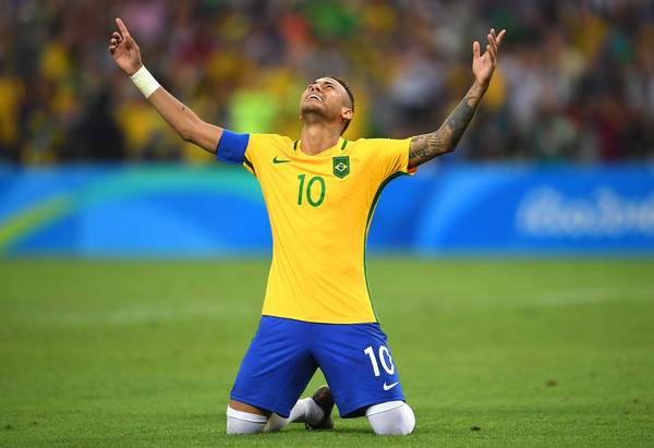 Neymar priviedol Brazíliu k zlatu, Felixovej deviata medaila, double Faraha