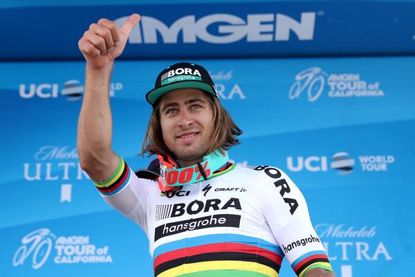 Skvelý Peter Sagan došpurtoval v 3. etape Tour de Suisse v najlepšej trojici