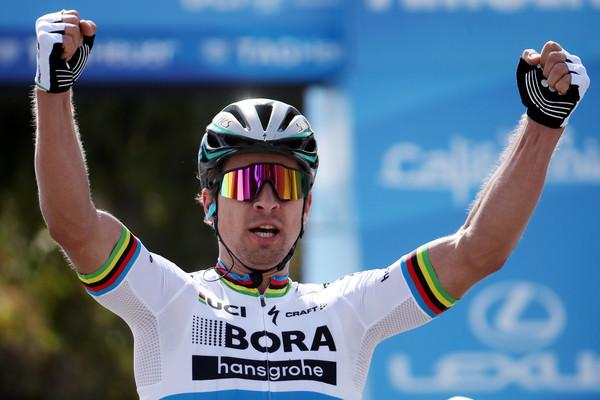 Famózny Peter Sagan jednoznačne prešpurtoval všetkých súperov v 5. etape Okolo Švajčiarska