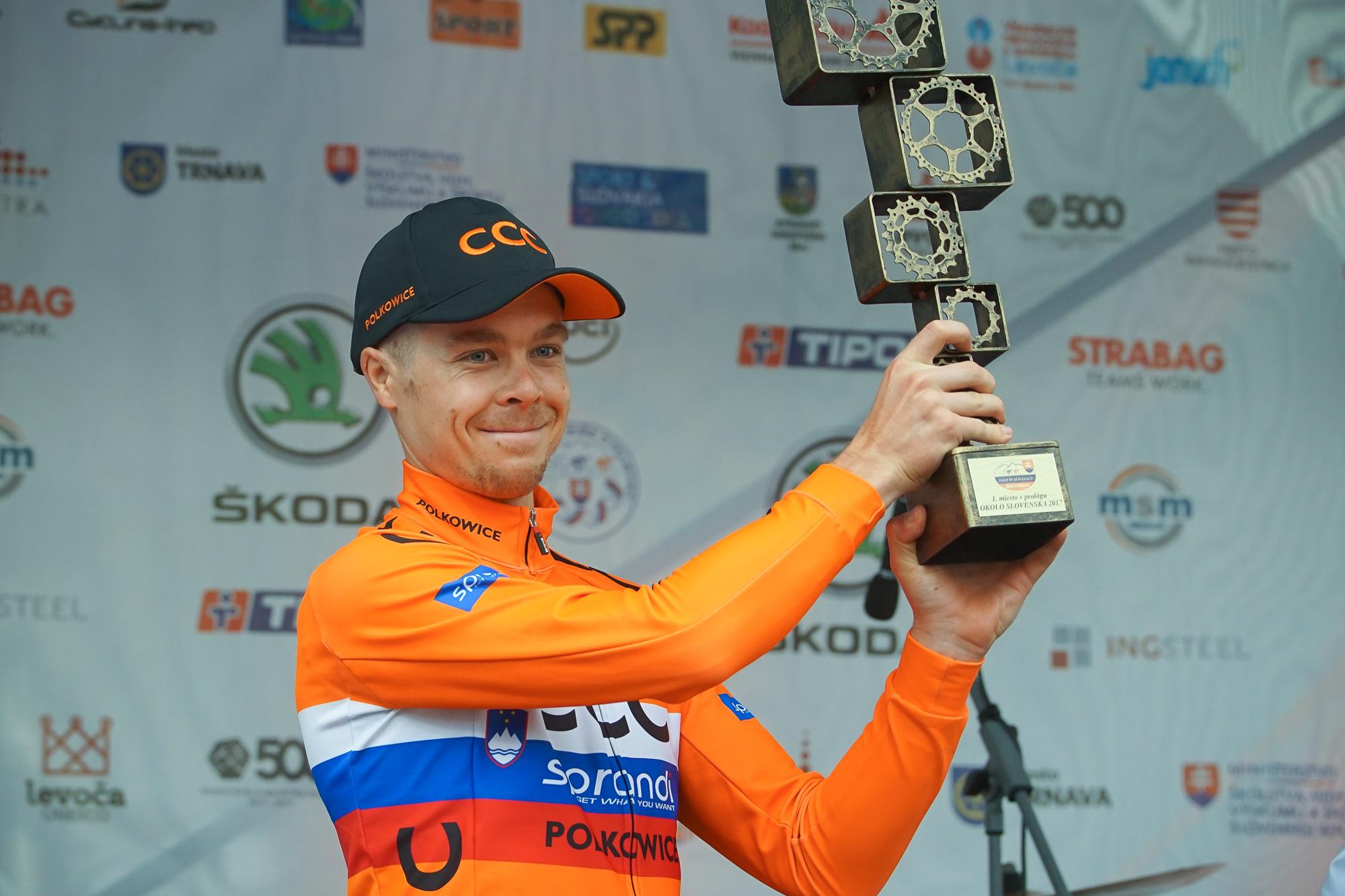 Cyklistické preteky Okolo Slovenska vyvrcholili v Trnave