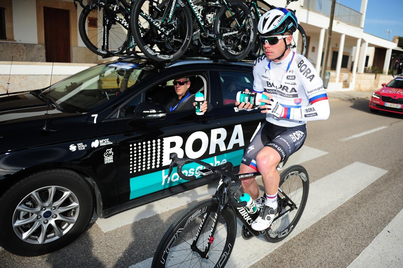 MSR v cyklistike: Juraj Sagan jednoznačne obhájil titul z vlaňajška
