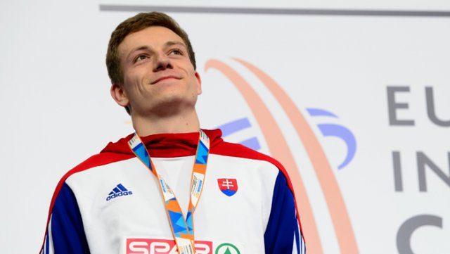 Fantastický Ján Volko sa stal v rekorde šampionátu majstrom Európy do 23 rokov na 200 m!