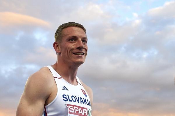 Ján Volko ovládol preteky na 60 m v Toruni