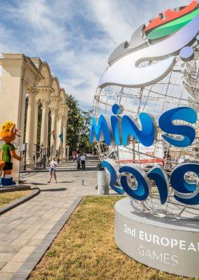 V Minsku štartujú II. Európske hry, predstaví sa 75 Slovákov