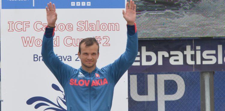 SP Čunovo: Famózny Andrej Málek ako prvý Slovák v histórii vyhral K1