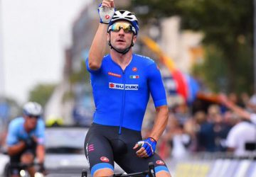 ME v cyklistike Alkmaar: Európsky titul si vyšpurtoval Elia Viviani po úniku