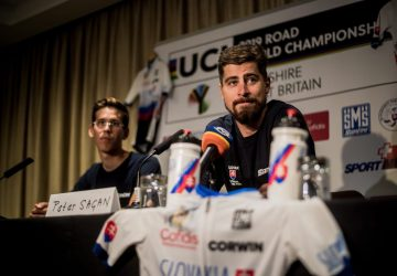 MS v cyklistike Yorkshire: Famózny Peter Sagan na výbornom piatom mieste, majstrom sveta sa stal Mads Pedersen