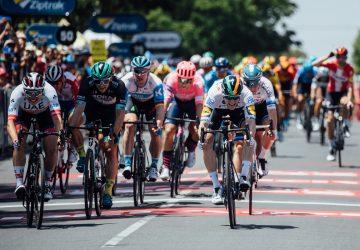 Erik Baška na výbornom treťom mieste v prvej etape Tour Down Under