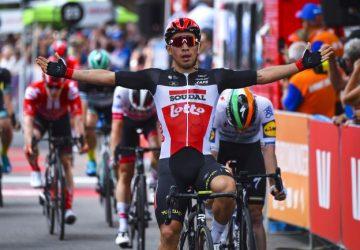 Tour Down Under 4. etapa: Druhé víťazstvo si vyšpurtoval Caleb Ewan, Erik Baška obsadil ôsme miesto