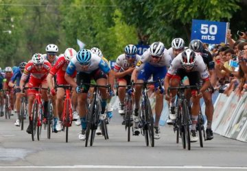 Vuelta a San Juan 4. etapa: Peter Sagan došpurtoval na štvrtom mieste, triumfoval Fernando Gaviria