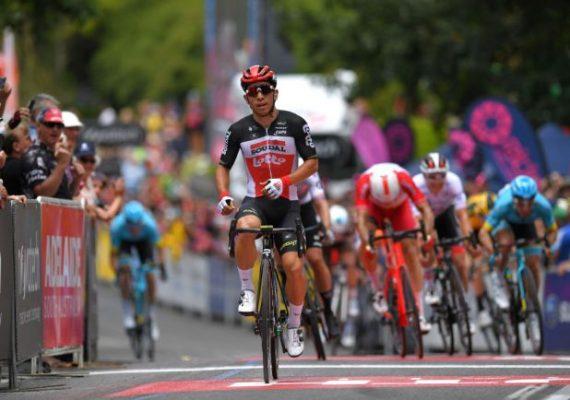 Tour Down Under 2. etapa: V náročnej koncovke triumfoval Caleb Ewan