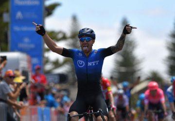 Tour Down Under 5. etapa: Po triumf si došpurtoval Giacomo Nizzolo