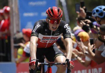 Tour Down Under 6. etapa: V cieli na vrchole stúpania sa radoval Mattew Holmes z úniku