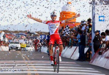 Vuelta a San Juan 5. etapa: Na vrchole stúpania bol najrýchlejší Eduardo Flórez