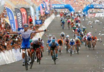Vuelta a San Juan 6. etapa: Po krátkom útoku triumfoval Zdeněk Štybar, Peter Sagan finišoval šiesty