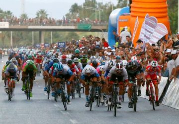 Vuelta a San Juan 7. etapa: Peter Sagan na výbornom druhom mieste