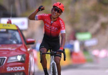 Paríž – Nice 7. etapa: V kráľovskej etape triumfoval Nairo Quintana