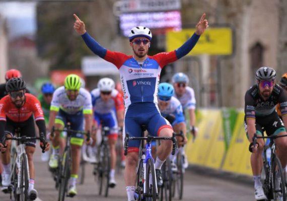 Paríž – Nice 5. etapa: Hviezdny Peter Sagan si došpurtoval po tretie miesto