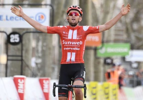 Paríž – Nice 6. etapa: Z víťazstva sa tešil osamotený Tiesj Benoot