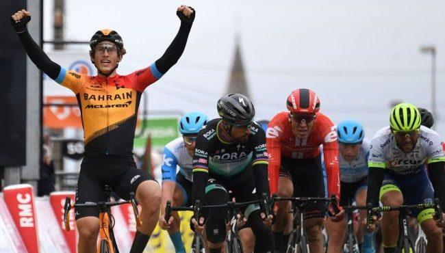 Paríž – Nice 3. etapa: Famózny Peter Sagan finišoval na výbornom druhom mieste