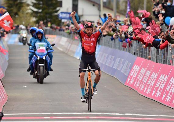 Giro di Italia 20. etapa: Poslednú horskú previerku ovládol domáci Damiano Caruso
